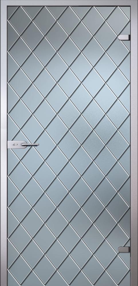 Стеклянная дверь Клеопатра