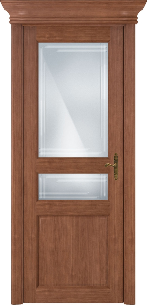 Дверь Status Classic 533 анегри стекло гравировка Грань